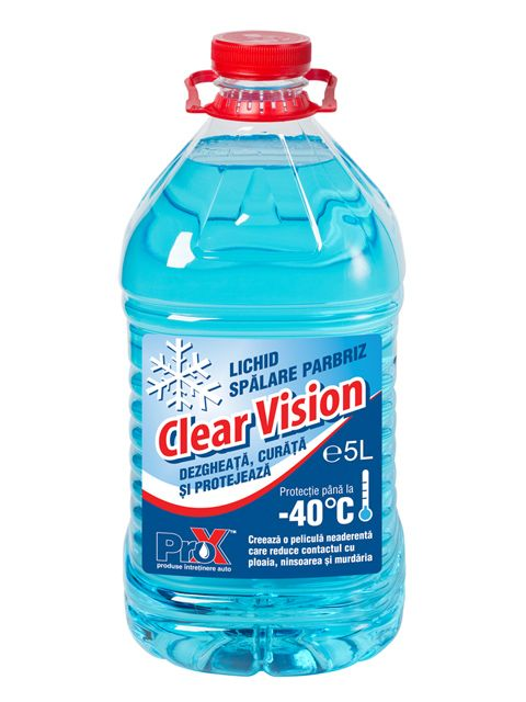 Clear Vision -40C 5L
