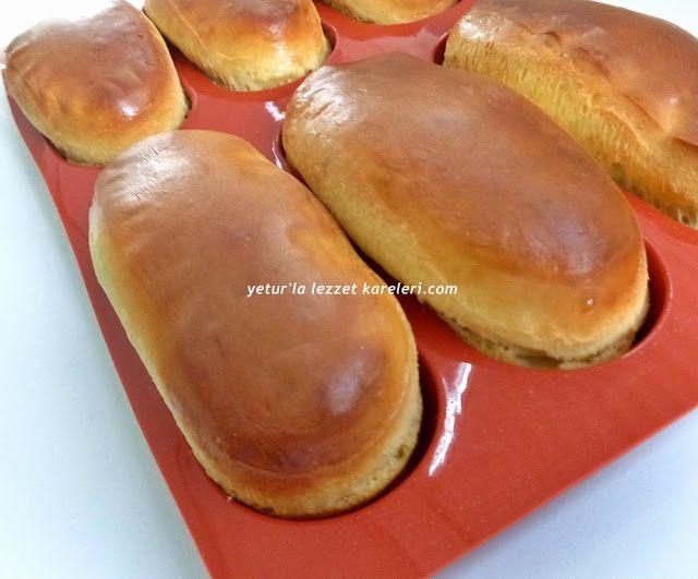yetur'la lezzet kareleri: soğuk sandwhic ekmeği