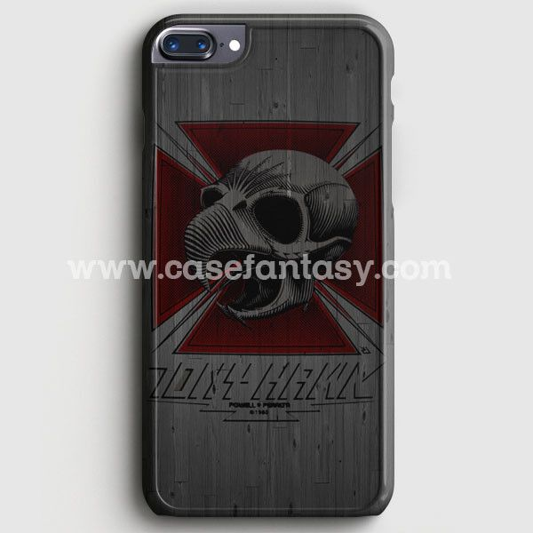Tony Hawk Skateboard Skull Garden Logo iPhone 7 Plus Case | casefantasy