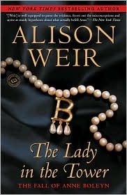 I love Alison Weir's books, this one on Anne Boleyn is great, she is one of my favorite historical figures.