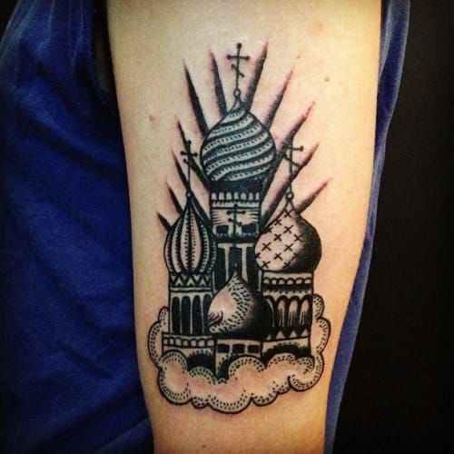 70 Tough Prison Tattoo Designs Meanings: 17 Best Ideas About Russian Prison Tattoos On Pinterest
