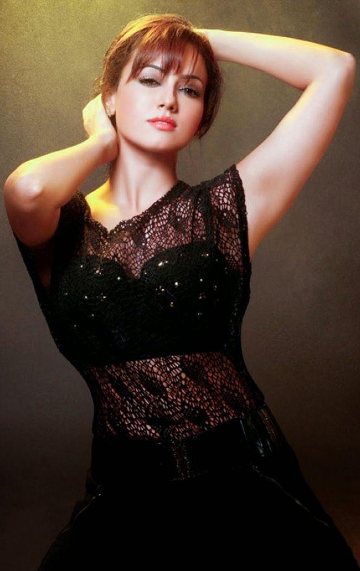 Sana Khan Hot Unseen Bikini Photo Gallery (18)