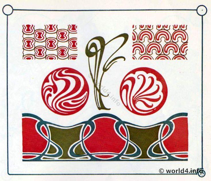 2047 best alphonse mucha images on pinterest alphonse for Art deco period