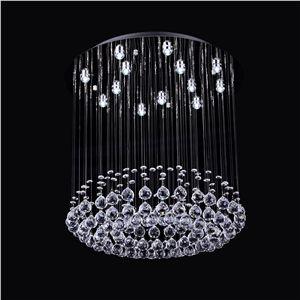 modern deckenleuchte kristall chrom 13 flammig rund lampen pinterest kristalle runde und. Black Bedroom Furniture Sets. Home Design Ideas