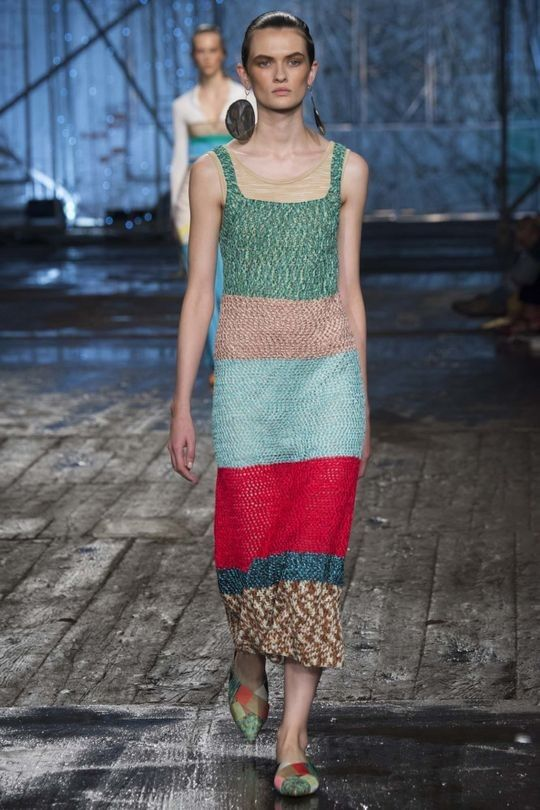 Missoni ready-to-wear spring/summer '17 - Vogue Australia