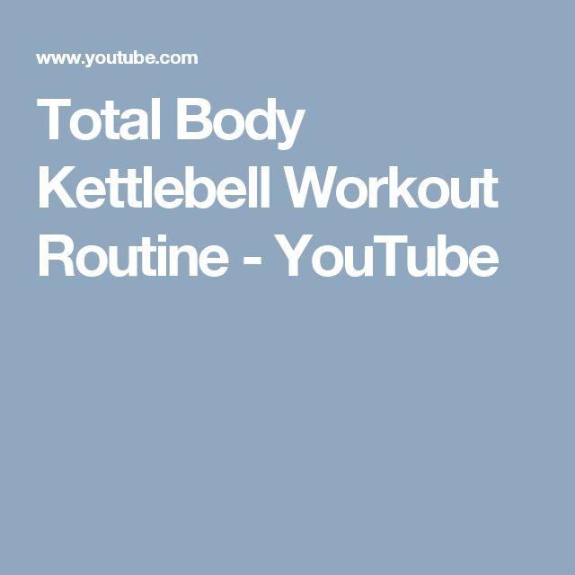 Kettlebell Youtube