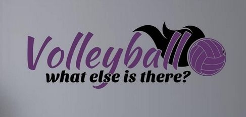 ==> [Free Shipping] Buy Best Volleyball Sports Vinyl Wall Decal Softball Lettering Word Collage Mural Art Wall Sticker Teen Bedroom Home Decoration Online with LOWEST Price | 32373992047