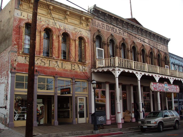 Virginia City Historic District (Virginia City, Nevada ...