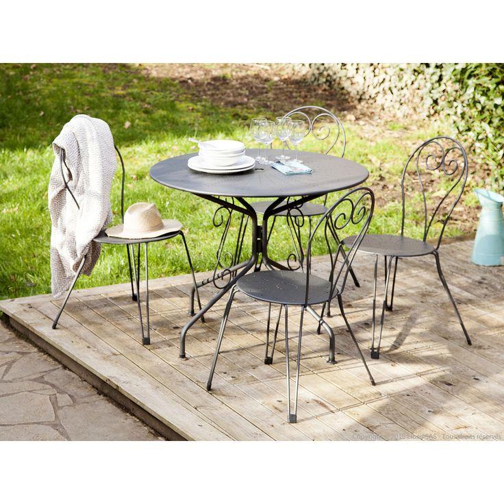 Top 25+ best Table salon de jardin ideas on Pinterest | Table de ...