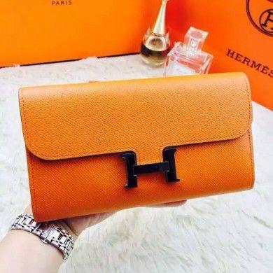 Hermes Constance Clutch Wallet  price online outlet for sale