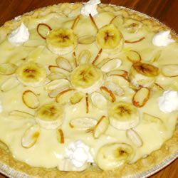 Banana Cream Pie I Allrecipes.com    I make the filling and serve it with bananas and vanilla wafers, the hubby loves it!