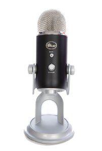 Amazon.com: Blue Microphones Yeti USB Microphone - Platinum Edition: Musical Instruments