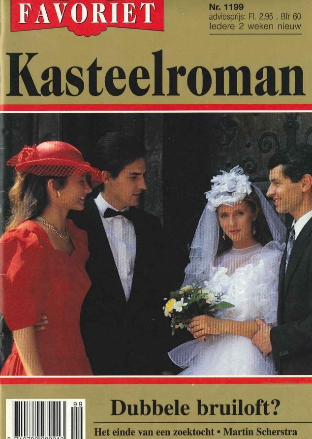 Dubbele bruiloft - kasteelroman