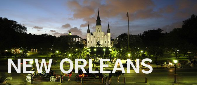New Orleans Vacation Packages