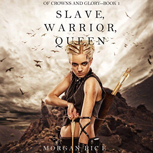 """Another must-listen from my #AudibleApp: """"Slave, Warrior, Queen"""" by Morgan Rice, narrated by Wayne Farrell."""