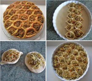 Самый оригинальный пирог «Соты»