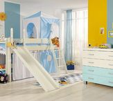 Children's rooms BIANCOMO By Paidi - German furniture, such cool design