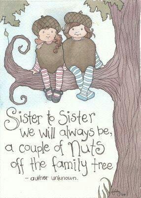 I love my sister