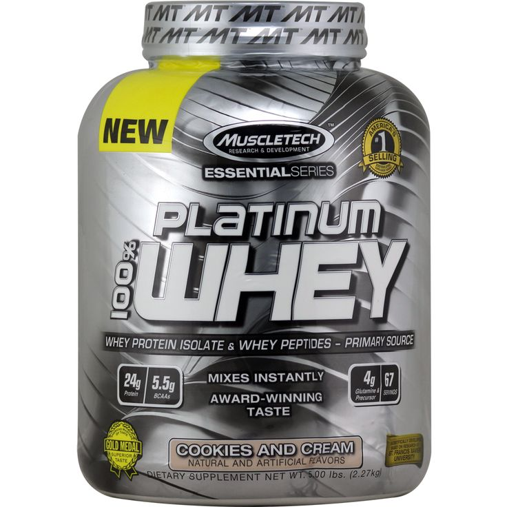 Muscletech essential series 100 platinum whey protein