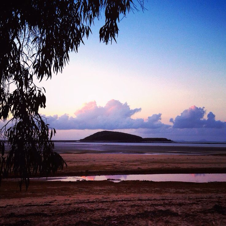 Sunset at Shoal Point, Mackay.