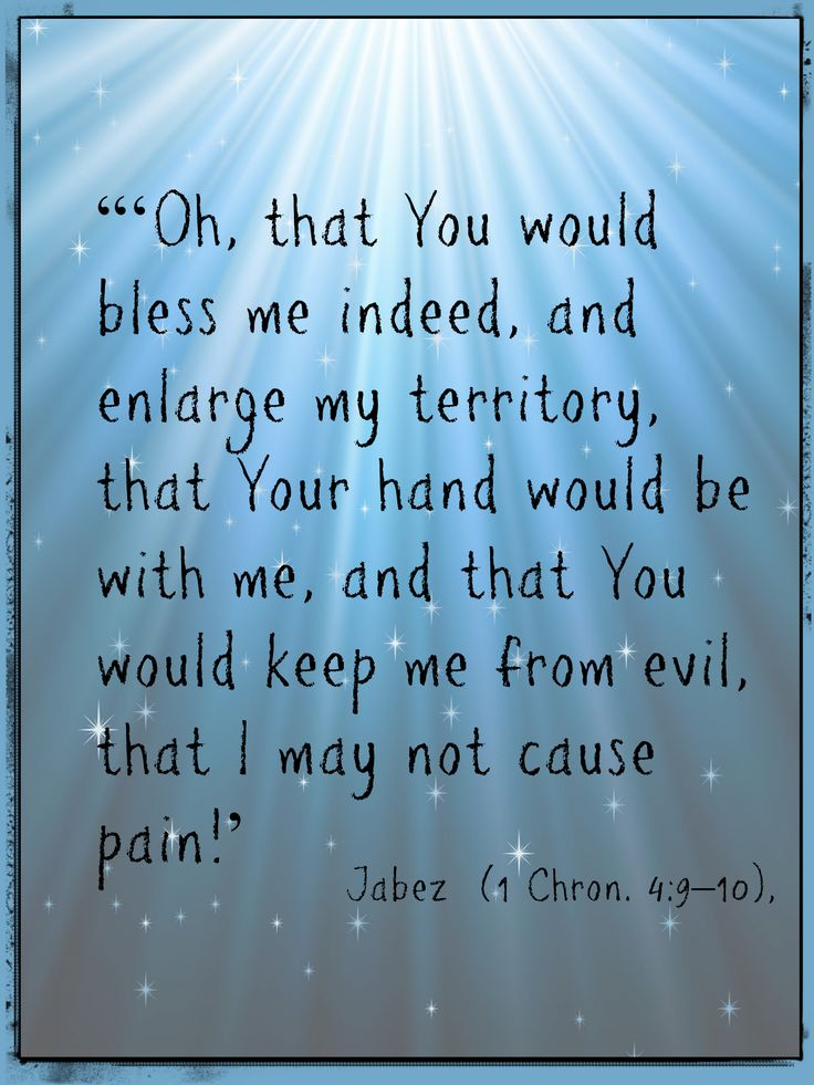 1 Chronicles 4:10 - BBE - And Jabez made a prayer to the...