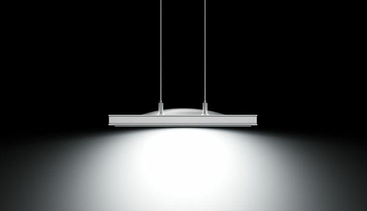 iPlan LED office lighting application Indoor ceiling