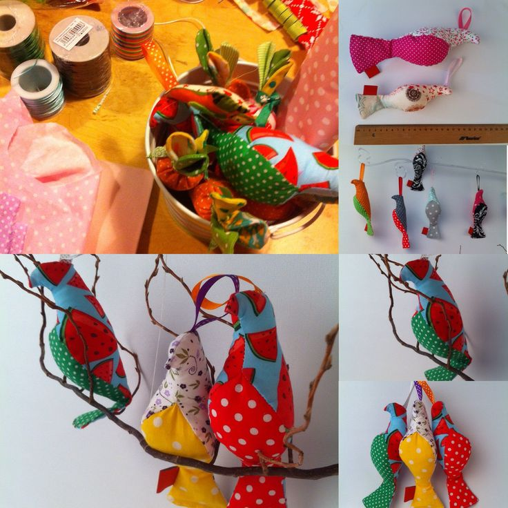Making and shooting little birds by Hola Lotta