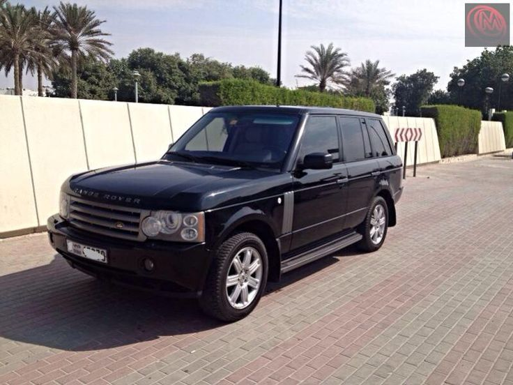 2006 RANGE ROVER HSE V8 95000KMS ONLY