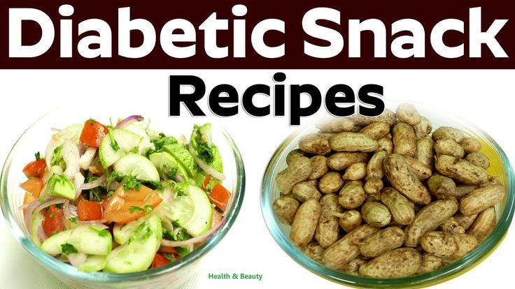 Healthy Snack Ideas For People with Type 2 Diabetes