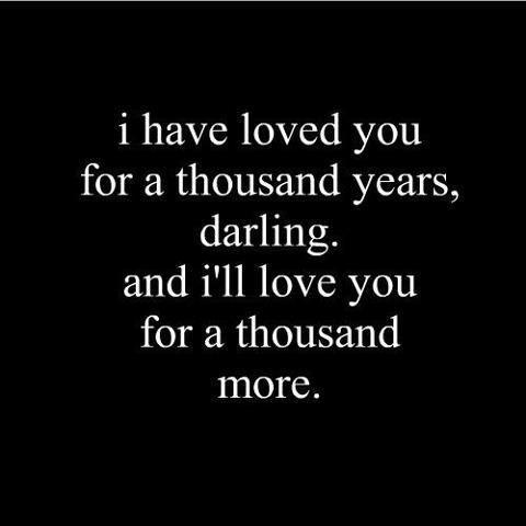 .A Thousand Years - Christina Perri Lyrics