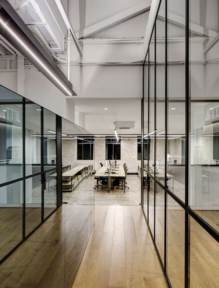 Calida Office - Interior design by Alexander and Co
