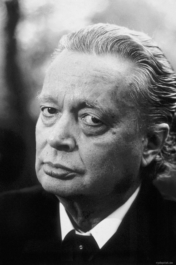 Ernst-Hugo Järegård (1928-1998) – Stockholm 1993