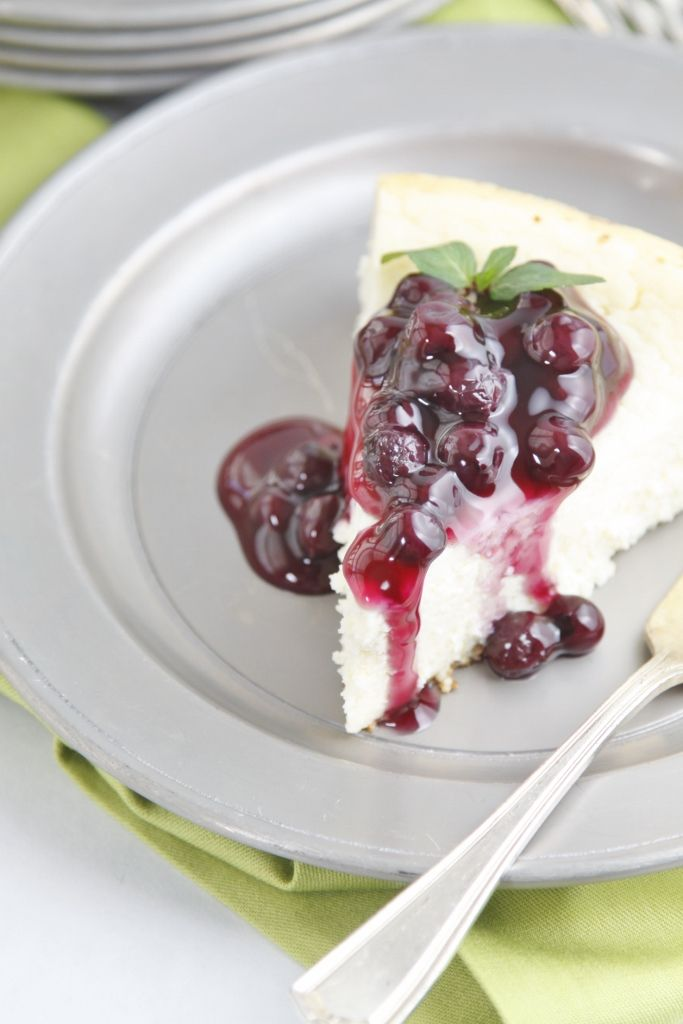 Italian Cheesecake www.bellalimento.com