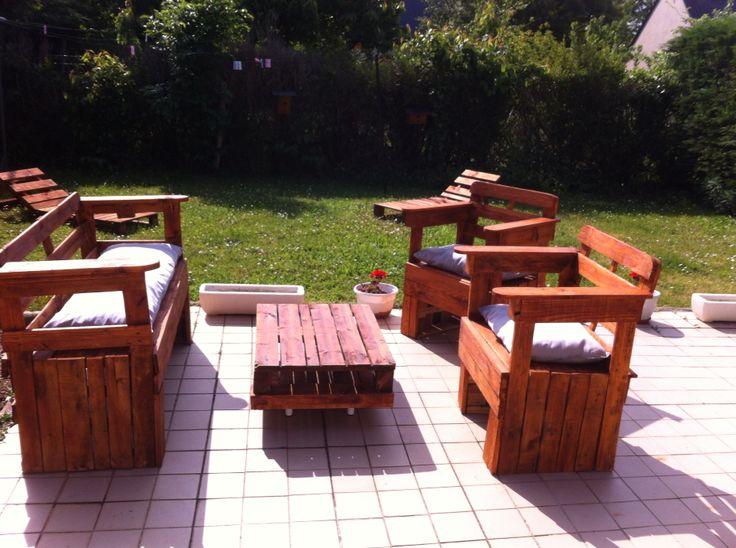 17 best ideas about coussin pour palette on pinterest - Coussin pour salon de jardin en palette ...