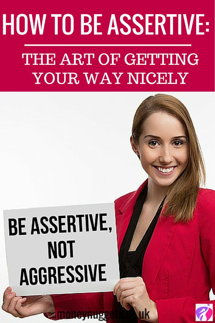 Do you consider yourself to be assertive? Find out what most assertive people know, do and say by Career Coach Lucy Seifert.