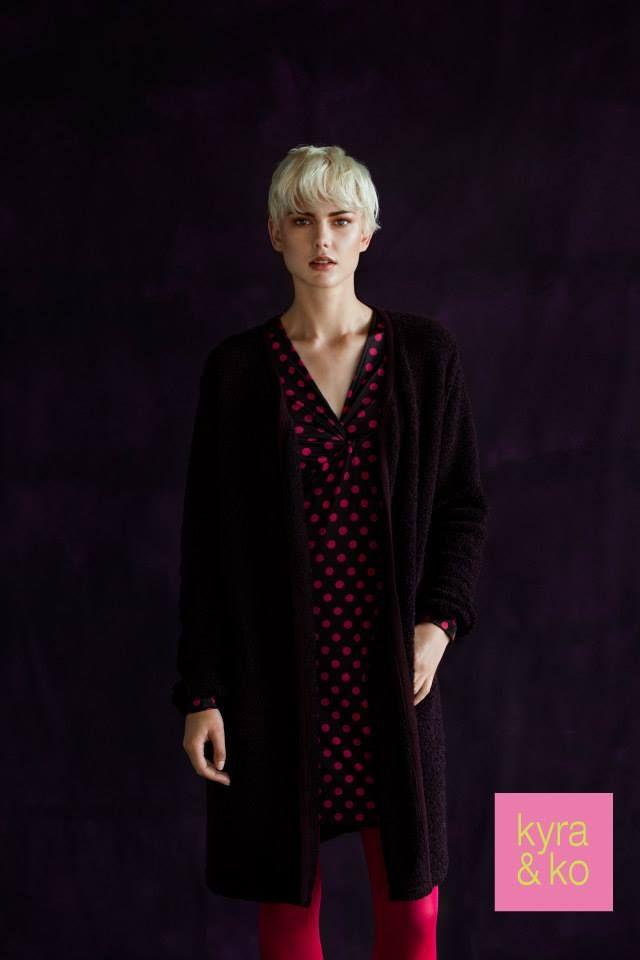 Voeg een print toe aan je outfit en deze ziet er ineens veel minder saai uit :) #kyraenko