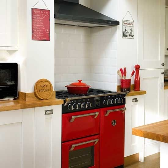 Kitchen | Take a look around Simone's welcoming home in Kent | housetohome.co.uk