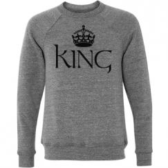 King Queen Triblend Designs - Customized Girl