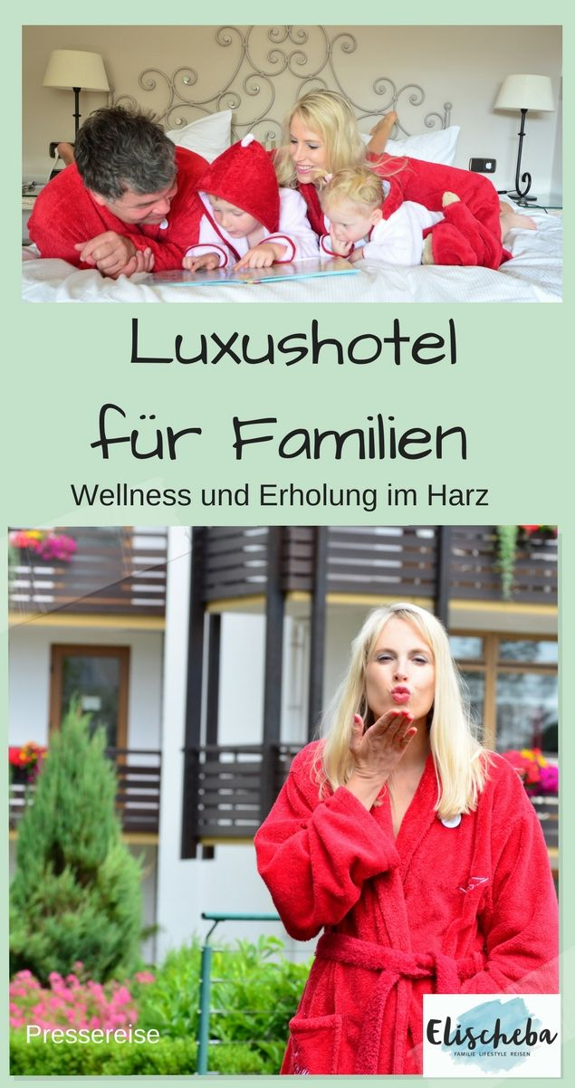 (Pressereise) Du liebst Wellness und möchtest mit deinen Kindern in ein tolles Hotel fahren? Ich zeige dir einen Tipp im Harz - für den gehobenen Familienurlaub. #pressereise #hoteltipp #urlaubmitkind #wellness #hotels #romantischerwinkel #momblogs #mamablog