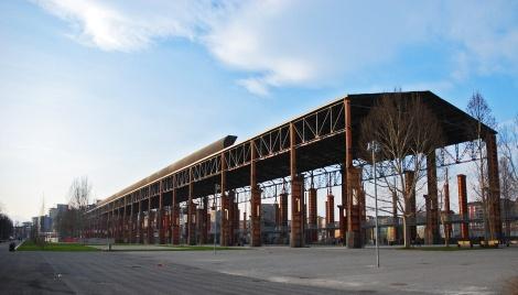 Parco Dora by Latz+Partner in Turin [Italy] - 2011 #public #space #urban #regeneration #industrial #heritage
