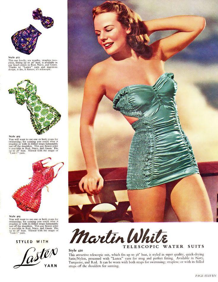 Martin White swimwear