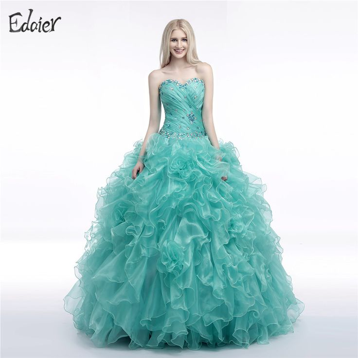 Find More Quinceanera Dresses Information about Green Quinceanera Dresses Ball Gown Strapless Beaded Ruffles Sweet 16 Dress Debutante Gowns Vestidos De 15 Anos,High Quality vestidos de 15 anos,China 15 anos Suppliers, Cheap green quinceanera dress from Shop1404230 Store on Aliexpress.com