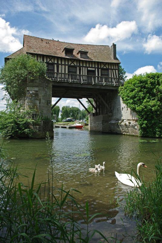 Vernon, Upper Normandy, France