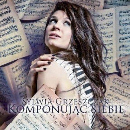 """Sylwia Grzeszczak, """"Komponując siebie"""", 2011."""