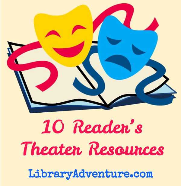 great readers theater script - 600×616