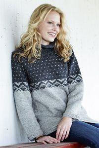 Gratis strikkeopskrifter: Vi har samlet 31 strikkeopskrifter på skønne trøjer til hele familien i nordisk strik