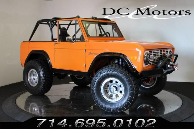 1973 Ford Bronco For Sale In Anaheim Cars Com Ford Bronco Bronco For Sale Ford Bronco For Sale