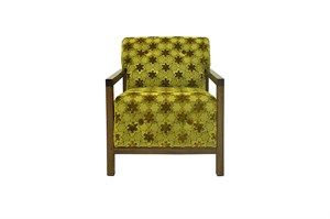 Bob Chair - Etoile Chartreuse. Super stylish quality.   Made in Bendigo.