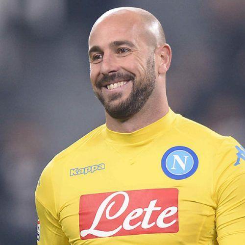 """Napoli, Reina: """"Col Milan ho visto una squadra molto matura con grande carattere"""""""