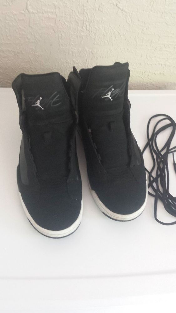 Michael Jordan Flight Shoes Size 13 US #MichaelJordan #Flight